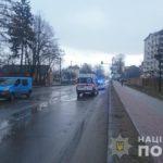 За добу у ДТП травмувалися троє жителів Рівненщини