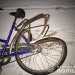На Рівненщині унаслідок ДТП травмувався велосипедист