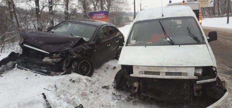 У Рівному в дорожньо-транспортній пригоді травмувався чоловік
