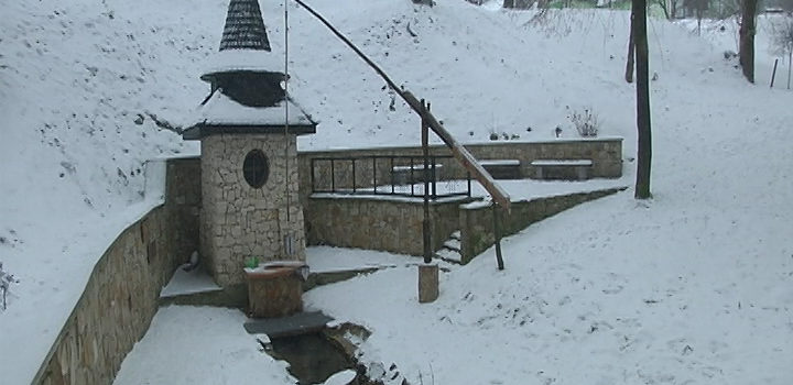 Джерело у селі Хотин підготували до Водохреща