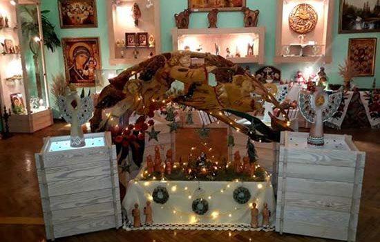 У Рівному відбувся благодійний різдвяний захід «Бурштиновий вертеп»