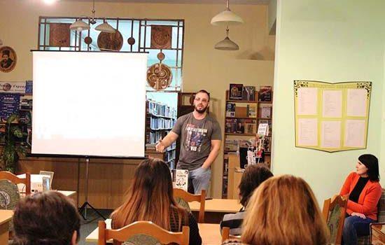 У Рівному відбулася презентація творчого доробку Віктора Янкевича