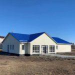 У Горбакові добудовують нову сільську амбулаторію