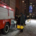 Рятувальники надавали допомогу рівнянам по підвезенню технічної води
