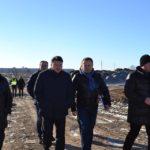 Міністр молоді і спорту відвідав будівництво спорткомплексу на Макарова
