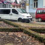 У Рівному під колеса мікроавтобуса потрапило двоє пішоходів