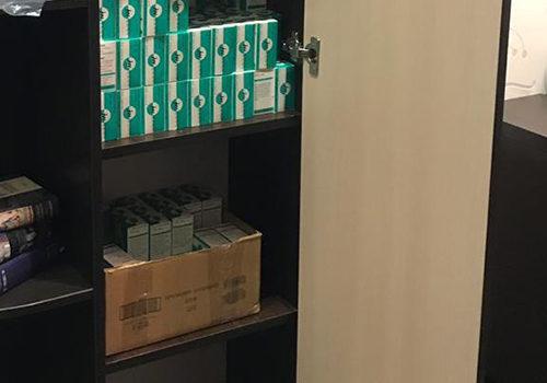 На Рівненщині викрито та ліквідовано канал постачання за кордон сильнодіючих лікарських засобів