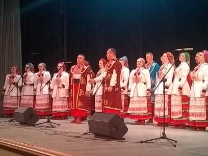 Рівняни зустрічали весну разом з Волинським народним хором