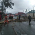 На Рівненщині рятувальники ліквідували наслідки стихії