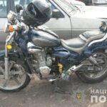 На Рівненщині в ДТП травмувалися мотоцикліст із пасажиром