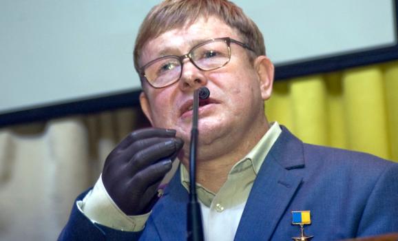 Герой України Володимир Жемчугов зустрінеться зі студентами Рівненщини