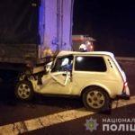 На Рівненщині у ДТП за участі двох автомобілів постраждав водій легковика