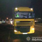 У Сарнах під колесами вантажівки загинув пішохід