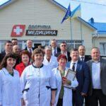 Сучасну медичну амбулаторію відкрили в Шпанівській ОТГ