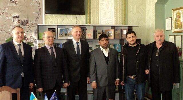 На Рівненщину завітали представники бізнесу Султанату Оман