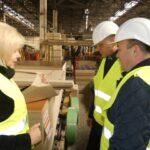 Підприємства Костопільщини зберігають позитивну динаміку розвитку
