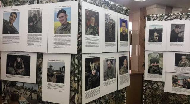 У Рівному та Великобританії покажуть творчі роботи воїнів АТО
