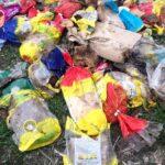 У рамках кримінального провадження поліція встановлює осіб, які викинули хлібопродукти на Рівненщині