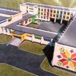 У Костополі з'явиться велетенська школа-вишиванка