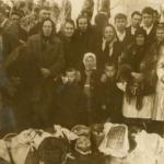 Пасха по-радянськи: у Рівному люди потайки йшли до церкви