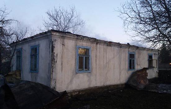 На Гощанщині під час гасіння пожежі в будинку рятувальники виявили тіло загиблого господаря