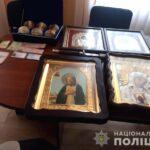 На Рівненщині поліцейські затримали рецидивіста та його спільників за вчинення розбою, крадіжку зброї та ікон