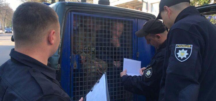 У поліції з'ясували хто захопив офісне приміщення у Рівному