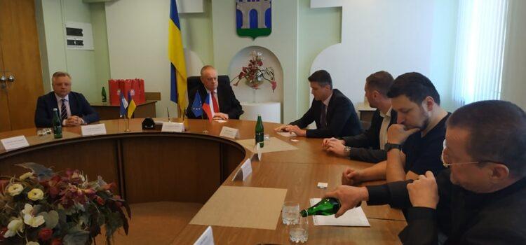 Представники Чехії просять про встановлення у Рівному пам'ятного знаку