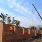 У Рівненському гарнізоні будують казарму поліпшеного планування