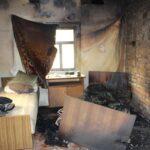 На Рівненщині під час пожежі виявили мертві тіла двох чоловіків