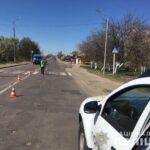 У Сарнах водій, який збив 17-річного хлопця, зник з місця події