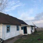 На Сарненщині працівник ДСНС позаслужбою врятував на пожежі життя чоловіка