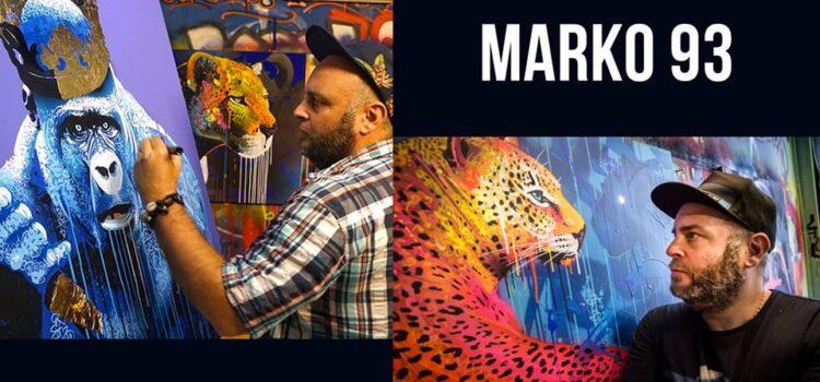 У Рівному з'явиться мурал від французького художника Marko93