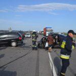 У поліції розповіди подробиці ДТП на автодорозі «Київ-Чоп»