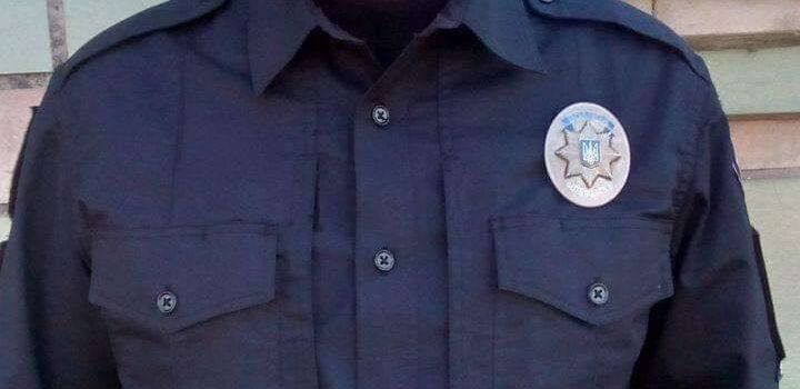 На Рівненщині поліцейський врятував чоловіку життя