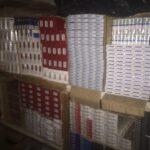 У Рівному з незаконного обігу вилучено велику партію тютюнових виробів