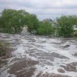 На Поліссі відкачують воду та оцінюють збитки від підтоплень