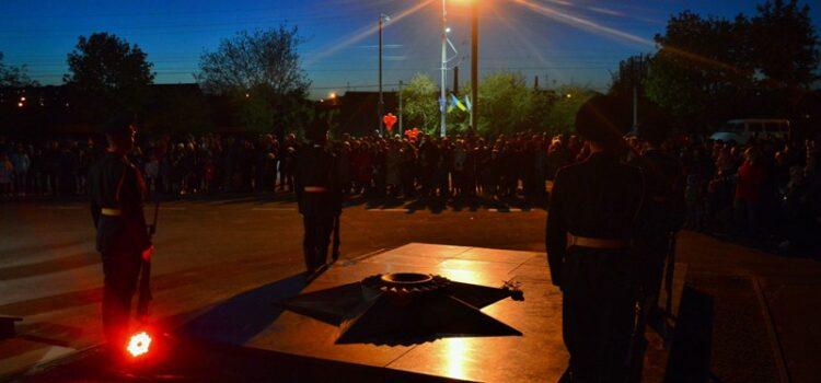 У Рівному в п'яте відбулась акція «Перша хвилина миру»