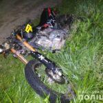 На Сарненщині у ДТП смертельні травми отримала водій мопеда