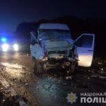 На Рівненщині нетверезий водій вантажівки спричинив ДТП і намагався втекти