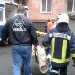 В Рівному вогнеборці надали допомогу по відкриванню вхідних дверей квартири, де знаходився непритомний літній чоловік