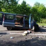 Рятувальники деблокували тіла двох водіїв з автомобілів, які потрапили у смертельну ДТП (ФОТО)