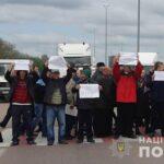 Автодорогу «Київ-Чоп» на Гощанщині розблоковано