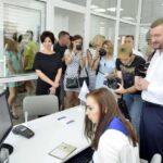 На Рівненщині відкрили «Open Space» на базі ДРАЦСу