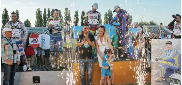 На Рівненському мототреці відбулись міжнародні змагання зі спідвею