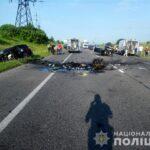 У Рівненському районі внаслідок лобового зіткнення двоє осіб загинули, ще двоє — травмовані