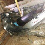 На Рівненщині поліцейські викрили крадія скутера