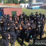 На Рівненщині розпочалися тактико-спеціальні навчання із взаємодії органів системи МВС