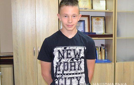 Юний «динамівець» із Рівного виборов друге місце з легкоатлетичного чотириборства