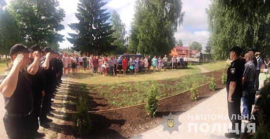 Поліція та громада стають ближчими: на Рівненщині відкрили ще дві поліцейські станції